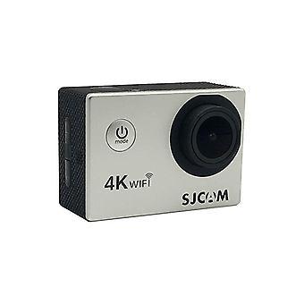 Tela LCD De Ação Aérea Wifi 4k 2.0 Polegadas, Câmera mini capacete impermeável