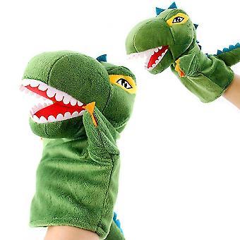 Dinosaur Marionette Hanske Hånddukke Dukke Leker