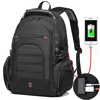 45l Travel/ Laptop Usb, Anti-theft Backpacks For Teens Schoolbag