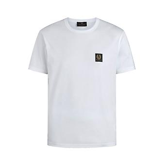 Belstaff Short Sleeved T-shirt White