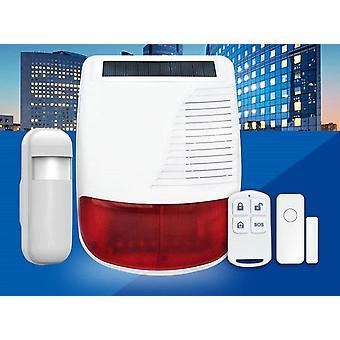 Drahtloses Lichtblitz-Strobe-Alarmsystem