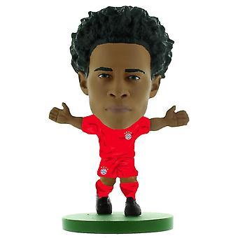 Bayern Munich FC Leroy Sane SoccerStarz Figurine