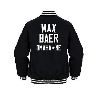 Max Baer boxe Legend Jacket