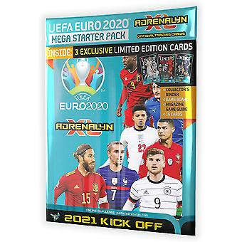 UEFA Euro 2021 Inicia a Adrenalyn XL Starter Pack