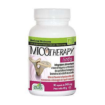 Lymphatic micotherapy 90 capsules