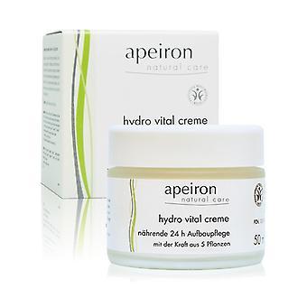 24 hour vital moisturizer 50 ml of cream