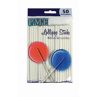 PME Klubbpinnar 115mm 50 pack