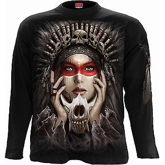 Cry Of The Wolf Pitkähihainen T-paita