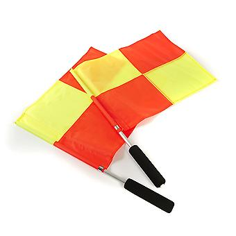 Mitre Football Soccer Sports Linesman Flag