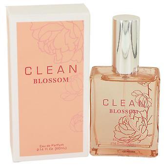 Limpiar Blossom Eau De Parfum Spray de limpieza 2,14 oz Eau De Parfum Spray