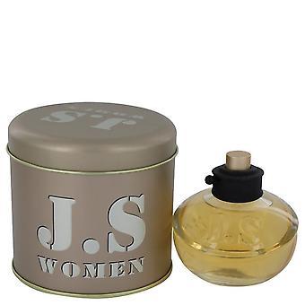 J.s Women Eau De Parfum Spray By Jeanne Arthes 3.3 oz Eau De Parfum Spray