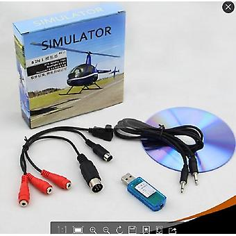 8 In1 Usb Flight Simulator kabel