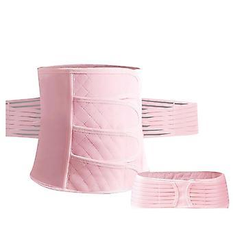 Postpartum Support Belly Wrap Waist Pelvis Belt, Body Postnatal Maternity
