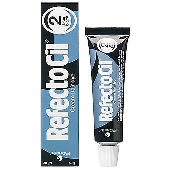 Refectocil Tin Tab No, 2 Black Blue of 15 ml