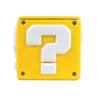 Super Mario Question Block Opslagpot