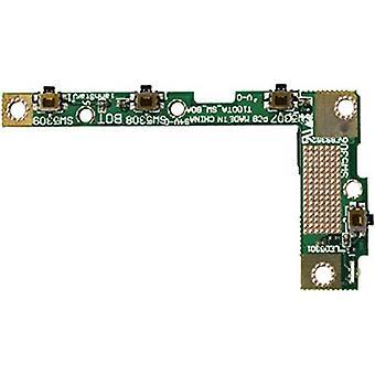 T100ta Board Original For Tablet T100 Kapcsolja ki a bekapcsológombos táblát