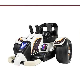 Outdoor's Intelligent Electric Spinning Car Vierrad Safe Bumper Car Music