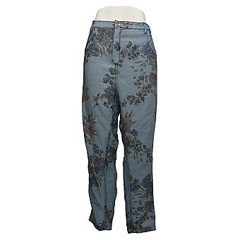 Vrouwen met controle 24 Petite Renee's Reversibles Jeans Blue A371684