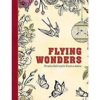 Flying Wonders by Adult Coloring Books