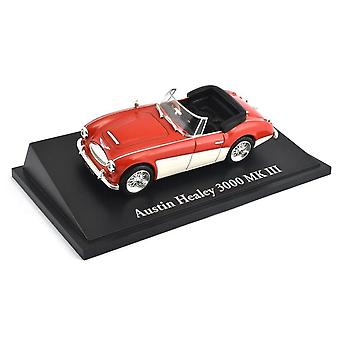 Austin Healey 3000 MkIII fundido a troquel modelos coches
