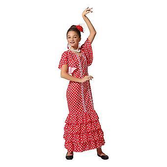 Costume per bambini Ballerino di flamenco