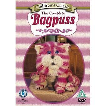 Die komplette Bagpuss DVD