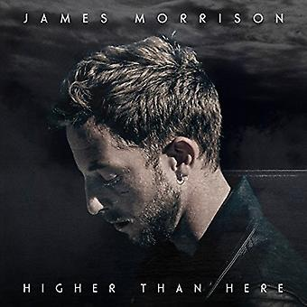 James Morrison - Higher Than Here CD
