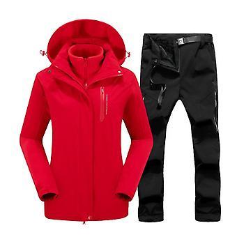 Women Jacket Pants, High-quality Windproof Skiing_jackets