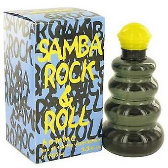 Samba Rock & Roll By Perfumers Workshop Eau De Toilette Spray 3.4 Oz (heren)