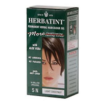 Herbatint Herbatint Permanent Lätt Kastanj (5n), 4.56 Oz