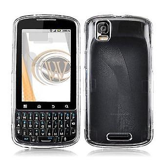 OEM Verizon Snap-On Case for Motorola Droid Pro XT610 (Clear)