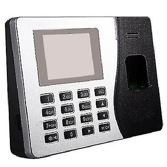 Fingerprint Usb-host Software Screen Time Attendance Machine
