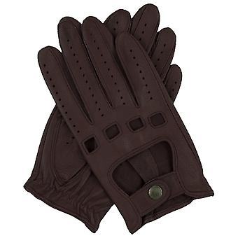 Dents ladies kangaroo leather driving gloves unlined winter warm w gift box