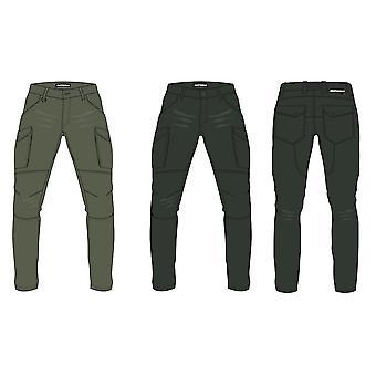 Spidi GB Pathfinder CE Nákladní kalhoty Šedá 28 [J76-025]