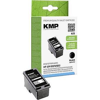 KMP tinta substituido H25 de negro Compatible HP 339 1023,4339