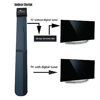 מסוגנן בגודל קומפקטי טלוויזיה בבית HD טלוויזיה דיגיטלית מקורה אווירי לטלוויזיה