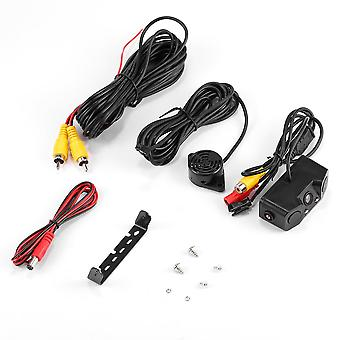 3 in1 Parkplatz Rückfahrradarsensoren Rückansicht Backup 170 Kamera