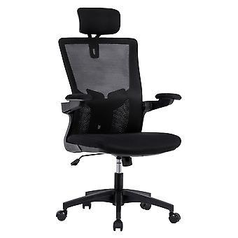Chaise de bureau Matrex Mesh avec appui-tête réglable