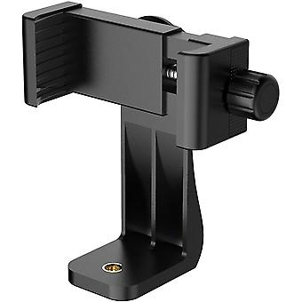 Universal Mobile Phone Tripod Mounting Adapter Smartphone Bracket Mounting Clip
