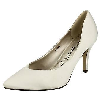 Dames Anne Michelle bruiloft schoenen F9737