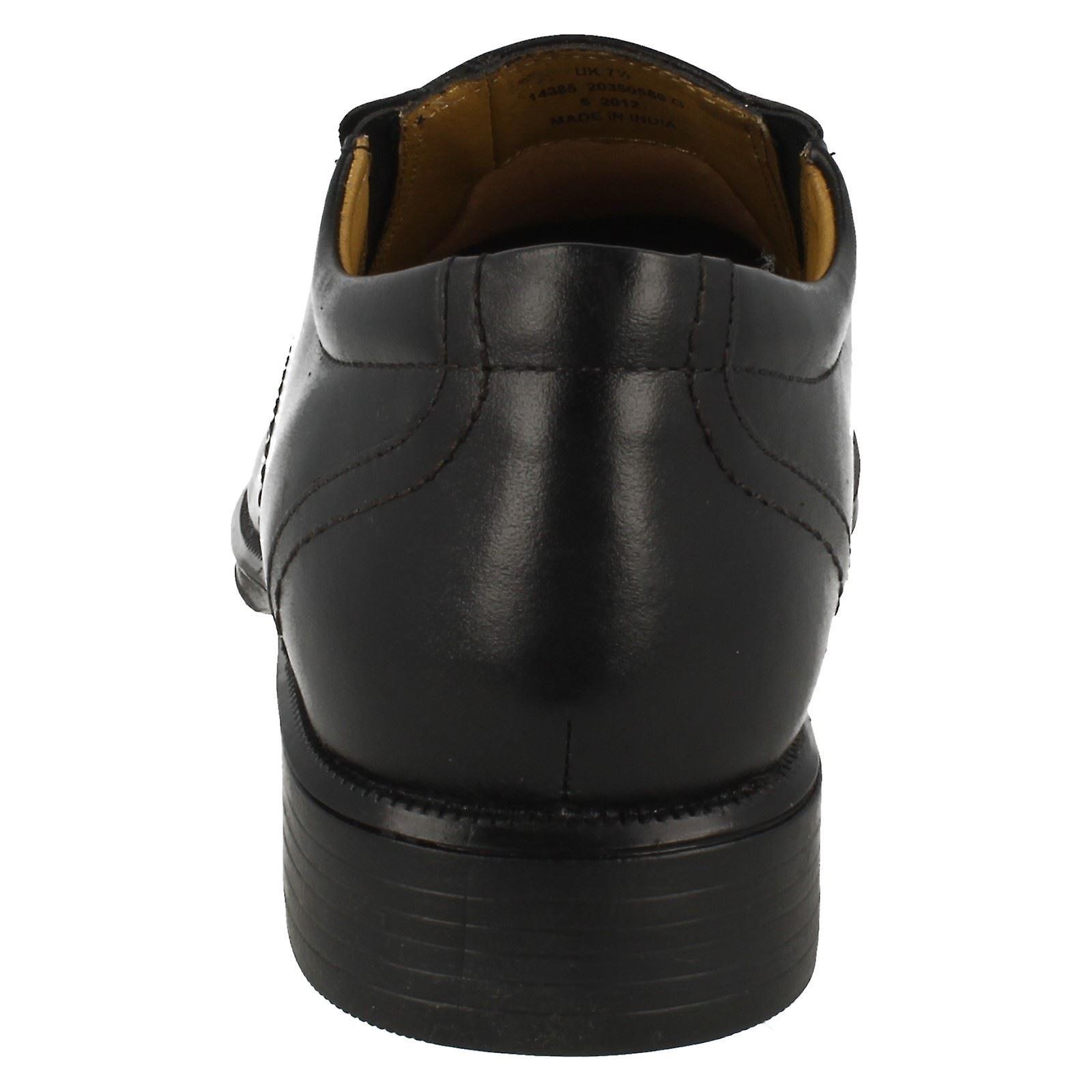 Slip Mens Clarks chaussures Hatche Tough q1pKJd