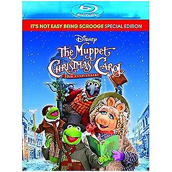 Muppets Christmas Carol: Special Edition 2012 [Blu-ray] USA importare