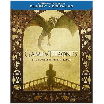 Spelet av troner: säsong fem [Blu-ray] USA import