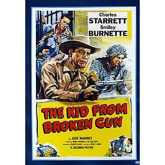 Import USA Kid de Broken Gun [DVD]