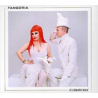 Fangoria - El Extrao Viaje [CD] USA import