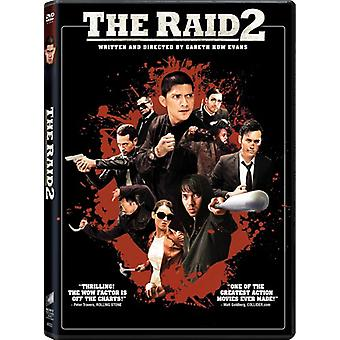 RAID 2 (Unrated) [DVD] Yhdysvallat import