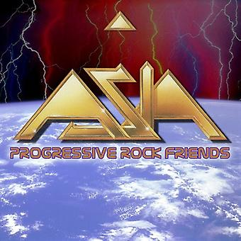 Asien - progressiv Rock vänner [CD] USA import