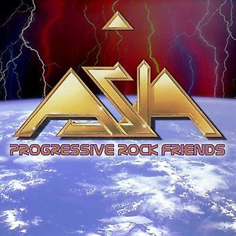 Asien - Progressive Rock Freunde [CD] USA importieren