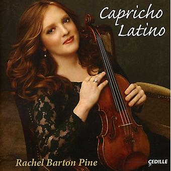Elizondo Pine - Capricho Latino [CD] USA import