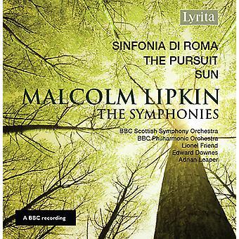 BBC Philharmonic Orchestra / Leaper - Symphonies [CD] USA import